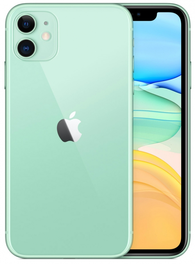 Apple iPhone 11 (64gb) Green Vodafone