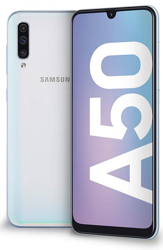 Samsung Galaxy A50 White WindTre
