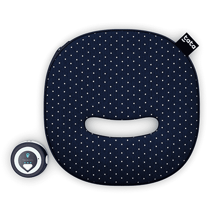 V-Baby (Cushion+Tracker) Black Vodafone