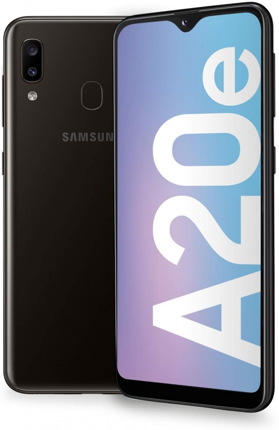 Samsung Galaxy A20e Black Vodafone